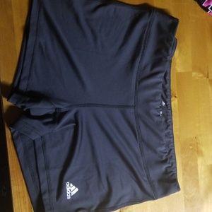 Adidas climalite shorts, medium, gray, NWT